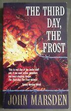 JOHN MARSDEN ~ THE THIRD DAY, THE FROST ~ THE TOMORROW SERIES 1996 PB