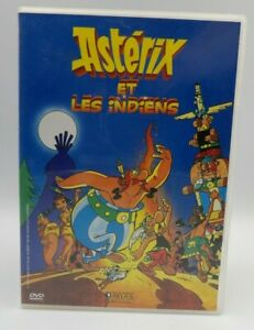 DVD Astérix And The Indians Edition Atlas DVD France