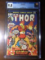 Thor #225 (1974) - 1st Firelord!!! Herald of Galactus!! - CGC 9.8!! - Key!!!