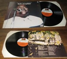 FATS DOMINO - Live At Montreux Hello Josephine LP ORG UK Atlantic Rock 74'