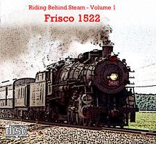Train Sound CD: St. Louis & San Francisco 1522