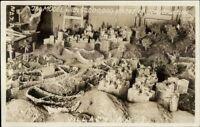 Israel - Nazareth - Scale Model c1920s Real Photo Postcard #2