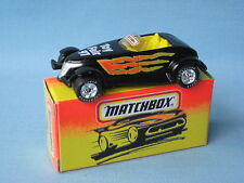 Matchbox Toy Fair Plymouth Prowler 1997 Yellow Seat Boxed Toy Model Car 70mm