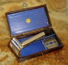 Dorko rasierhobel hornhauthobel acero eran fábrica reencarnada en Box Antik para 1950