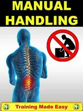 Manual Handling & Lifting Health and Safety Construction - Office Store Training