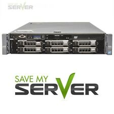 Dell PowerEdge R710 Enterprise LFF Server | 2.80GHz 8 Cores | 32GB RAM | H700