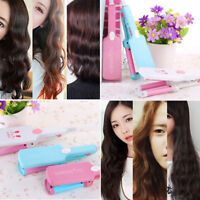 Mini electric hair curler personal hair styling tool wave alloy curler BIZY