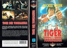 (VHS) Tiger der Todesarena - Jackie Chan, Jimmy Wang Yu, Cho Feng  (1976)