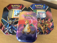 Pokemon Joblot Bundle-900+Cards Commons,Uncommons,Rares(non holo)3 Tins & Coins
