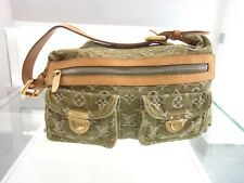 Louis Vuitton Baggy Buggy PM Tasche Camouflage shoulder bag original small