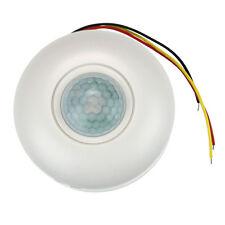 12V DC IR Infrared PIR Motion Automatic Sensor Switch For LED Light Lamp Stylish