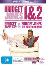 The Bridget Jones' Diary 2-movie Bridget Jones 2 Edge Of Reason DVD NEW