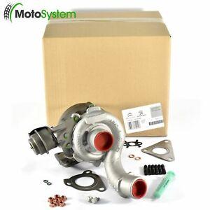 Turbolader Renault Laguna Espace Megane Scenic Volvo S40 1.9 dCi 88kW 8200256077
