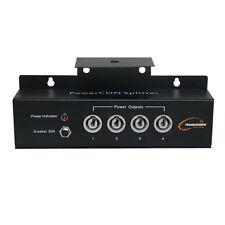 Transcension Neutrik Powercon Divisor de corriente Distribuidor De Iluminación 1 - 4 20A