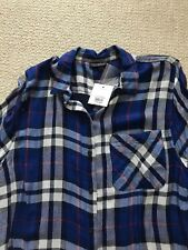 BNWT Topshop Checked Shirt, Size 14