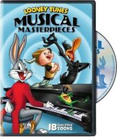 Looney Tunes Musical Masterpieces [New DVD] Full Frame, Subtitled, Dolby, Eco