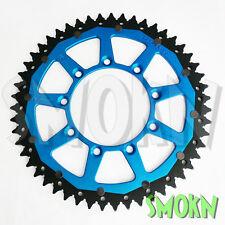 RFX Armalite Rear Sprocket TM EN MX MXFi 125 144 250 300 450 01-18 (50T) Blue
