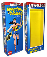 """Mego Wonder Woman (Silver Age) Box for 8"""" Action Figure (Box Only!)"""