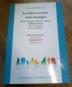 La difesa sociale della famiglia Giuseppe Brienza