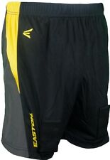 Easton Sports Motion Board Hockey Jock Boxer Shorts with Cup in Black SMALL