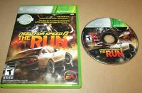 Need for Speed: The Run for Xbox 360 Fast Shipping!