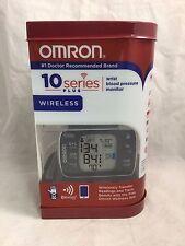 Omron 10 Series Plus - Wireless Wrist Blood Pressure Monitor (Model # BP653)