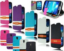 Fundas y carcasas Para Samsung Galaxy S4 de piel para teléfonos móviles y PDAs Apple