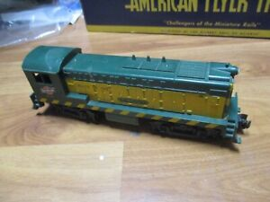 American Flyer 355 C&NW baldwin diesel (5/19/21)  Runs good