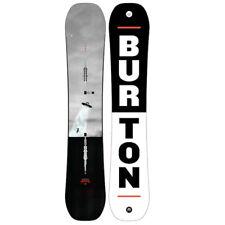 Burton Process Flying V 162cm Herren Snowboard 2020 schwarz/weiss