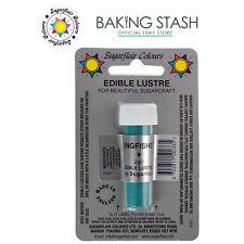 Sugarflair Edible Lustre Dust Kingfisher