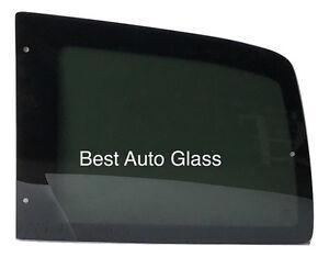 Fit 1989-1995 MAZDA MPV MINI VAN REAR LEFT SIDE QUARTER WINDOW GLASS