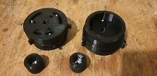 NAB Hub adapters Fostex reel to reel 1 pair