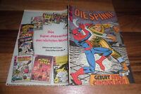 SPINNE / SPIDER-MAN  # 43 -- Marvel / Williams / Stan Lee  1. Auflage 1975