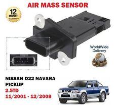 FOR NISSAN D22 NAVARA PICKUP 2.5TD YD25DDTI 2001-2008 NEW AIR MASS SENSOR