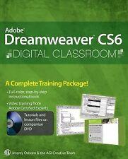 Digital Classroom Ser.: Adobe Dreamweaver CS6 115 by AGI Creative Team and...