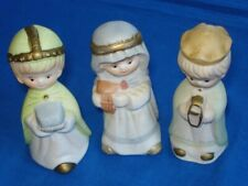 Home Interiors Navity Set 3 Kings Figures