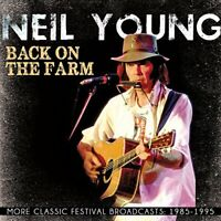 NEIL YOUNG - BACK ON THE FARM [CD]