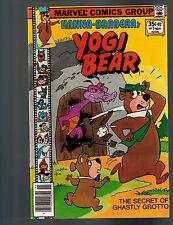 Hanna-Barbera Yogi Bear #1 (Marvel) 1st Print;