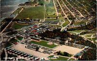 Postcard Aerial View of the Presidio in San Francisco, California~137138