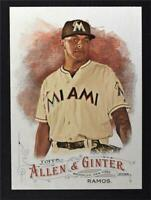2016 Topps Allen and Ginter #51 A.J. Ramos - NM-MT