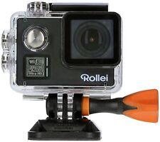 Rollei Actioncam 530 WiFi 4K mit Unterwasserschutzgehäuse bis 40 m Kamera