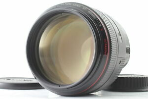 [MINT] Canon EF 85mm F/1.2 L USM Portrait Lens for EOS EF Mount From JAPAN