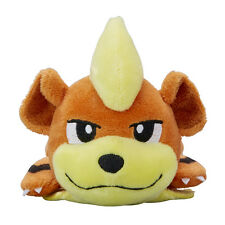 Pokemon center original Kuttari plush doll Growlithe