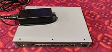 More details for juniper srx110 security gateway vpn firewall with power supply