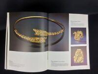 Livre l'or des  Scythes et trésor des musées russes 1975