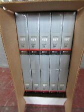 Full Case of New Ampex 197-Bcs20 Tapes