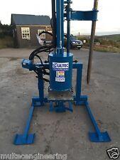 Multec PD2-4 Post Driver (Tractor 3PL Post Knocker Banger Thumper Rammer)