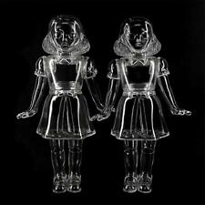 GHOST TWINS LIMITED SET OF SOFUBI  SOFT VINYL TOY FIGURE AWESOME TOY