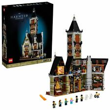 Lego ( 10273 ) Haunted House Building Kit !! Hard to Find item New Sealed