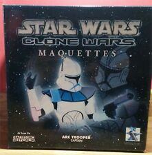 STAR WARS- 'Clone Wars' Arc Trooper (Animated )Gentle Giant Ltd Maquette